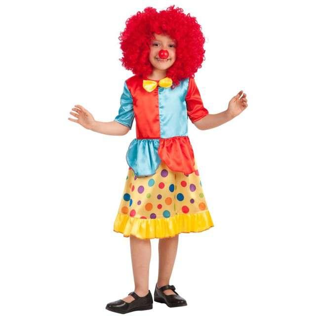 """Strój dla dzieci """"Klaun"""", Carnival Toys, rozm. 8-11 lat"""