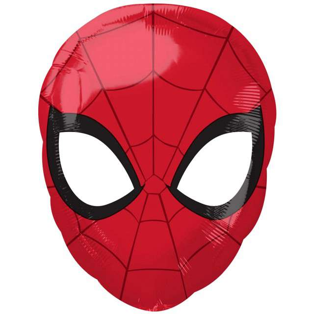 "Balon foliowy ""Spiderman"", AMSCAN, 17"" SHP"