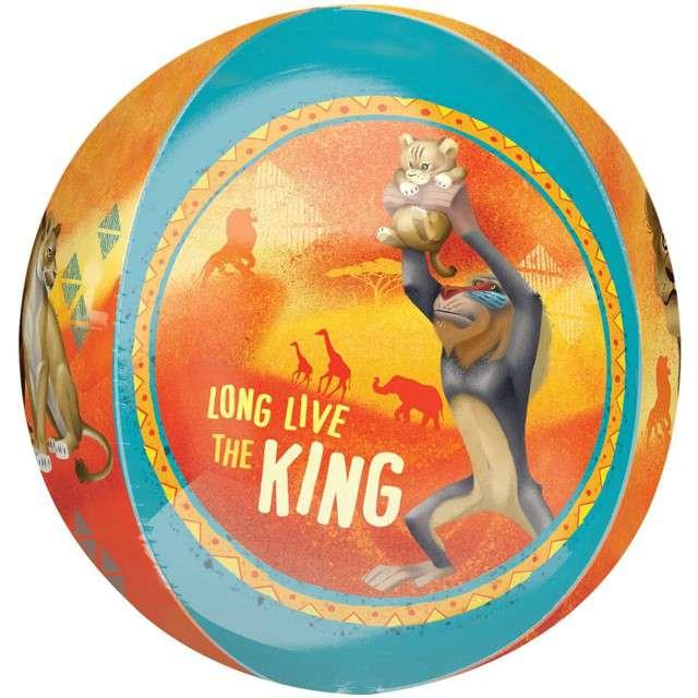 Balon foliowy Król Lew AMSCAN 16 ORB
