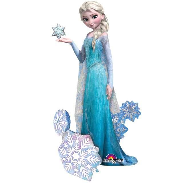 "Balon foliowy ""Elsa - Kraina Lodu"", AMSCAN, 56"" AWK"