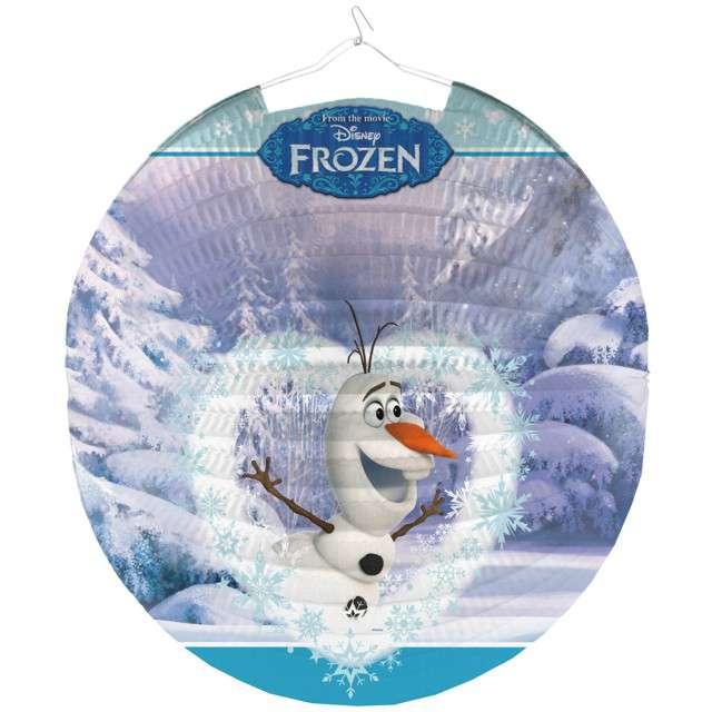 Lampion papierowy Frozen - Olaf AMSCAN 26 cm