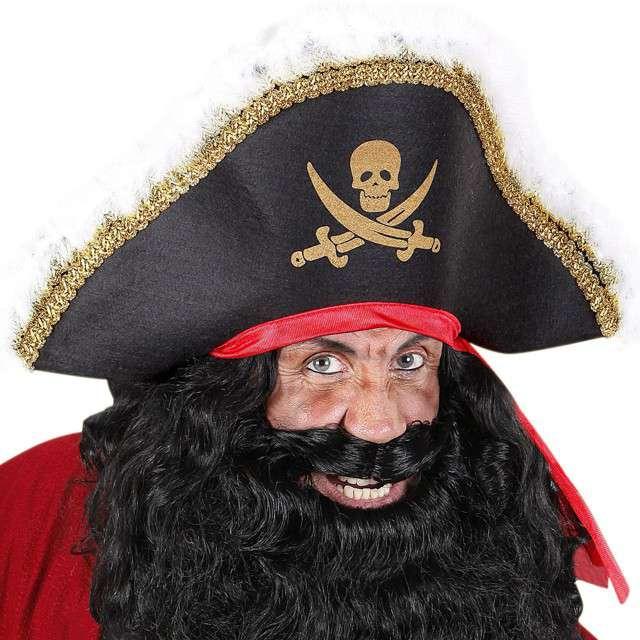 Kapelusz Pirat WIDMANN