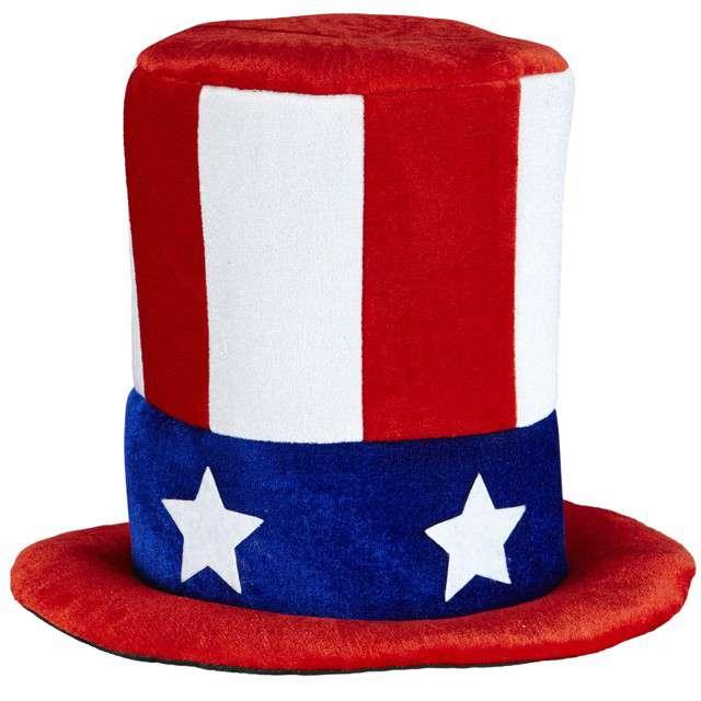 "Kapelusz ""Flaga USA"", WIDMANN"