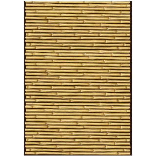 """Dekoracja wisząca """"Bambus - tło fotograficzne"""", AMSCAN, 12 m"""