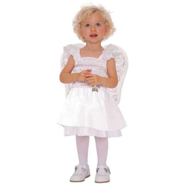 """Strój dla dzieci """"Aniołek Mały"""", Amscan, 12 -24 miesięcy"""