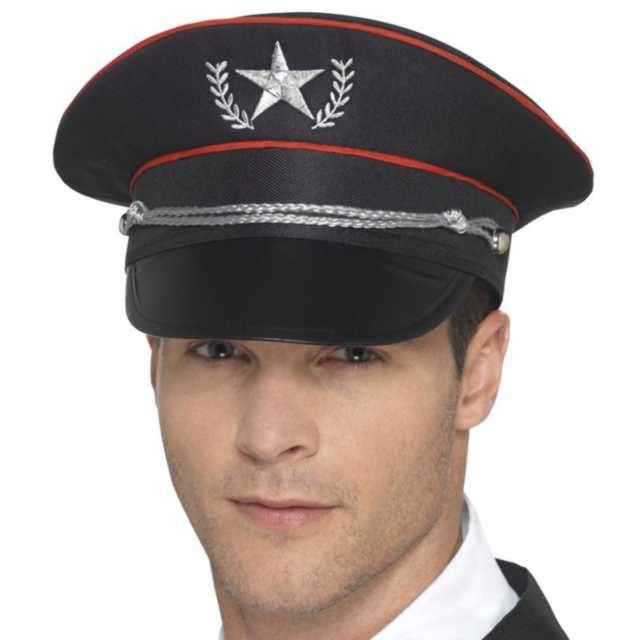 """Czapka """"Oficer"""", Smiffys"""