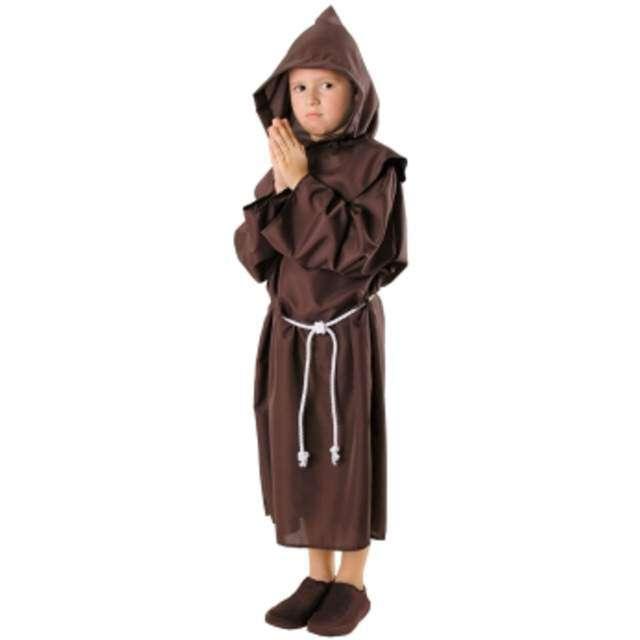 """Strój dla dzieci """"Mnich - Św. Franciszek"""", Kraszek, rozm. uniw."""