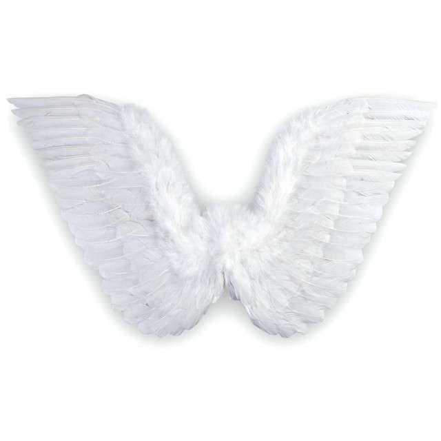 """Skrzydła """"Anioł Classic"""", białe, Widmann, 86 x 31 cm"""