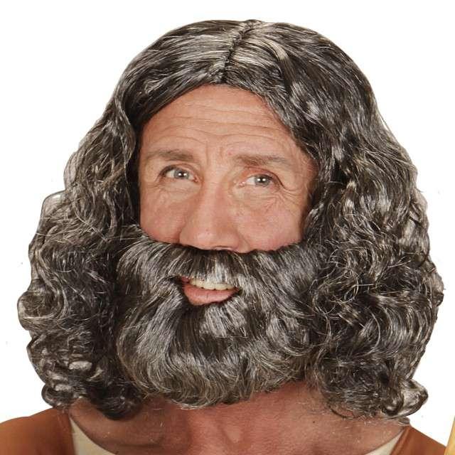"""Peruka party """"Jezus z brodą"""", Widmann"""