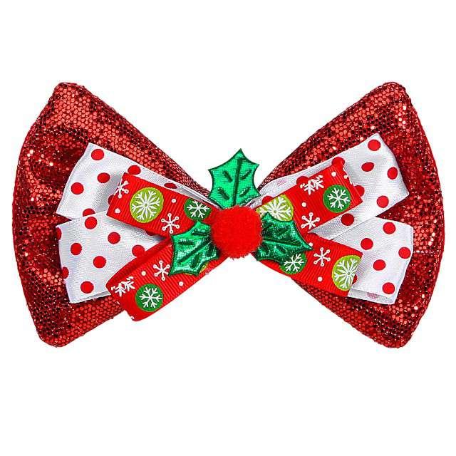 """Mucha """"Świąteczna"""", czerwona, WIDMANN"""