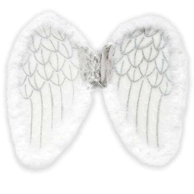 """Skrzydła """"Anioł Classic"""", białe, WIDMANN, 50 x 40cm"""
