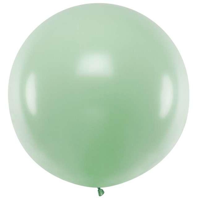 Balon Pastel pistacjowy 100cm PartyDeco RND