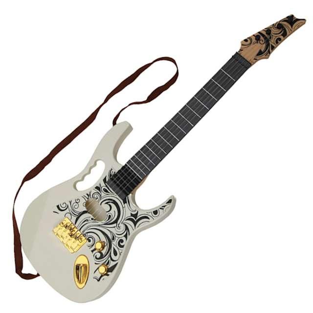 _xx_Instrument Gitara Elektryczna Fyasa 67 cm