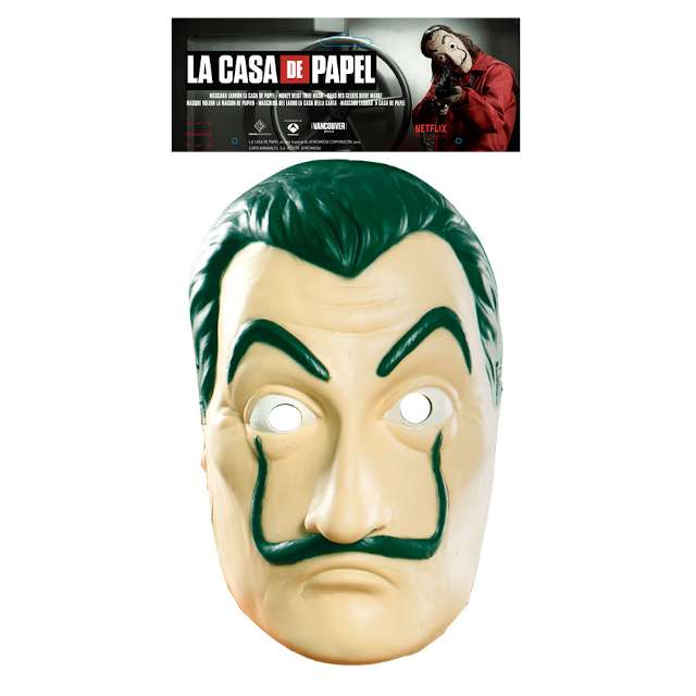 _xx_Maska El Professor - Dom z Papieru  Fyaca