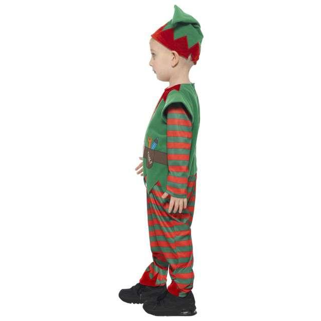 Strój dla dzieci Elf Smiffys rozm. 3-4 lata