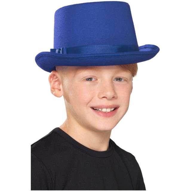 Kapelusz Gentelman niebieski Smiffys