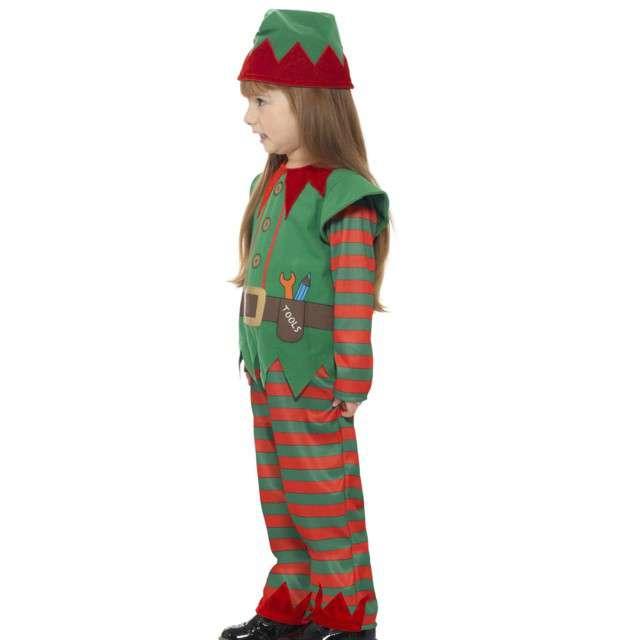Strój dla dzieci Elf Smiffys rozm. 4-6 lat