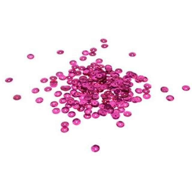 Cekiny Classic Metalic różowe 7 mm 15 g Arpex