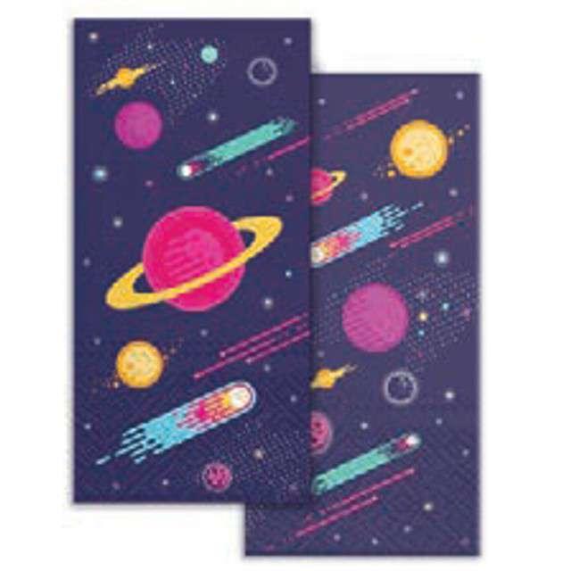 """Chusteczki """"Kosmos"""", PAW, 22 cm, 10 szt."""