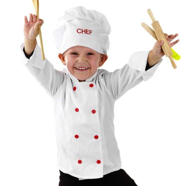 """Strój dla dzieci """"Kucharz"""", Folat, rozm. 6-8 lat"""