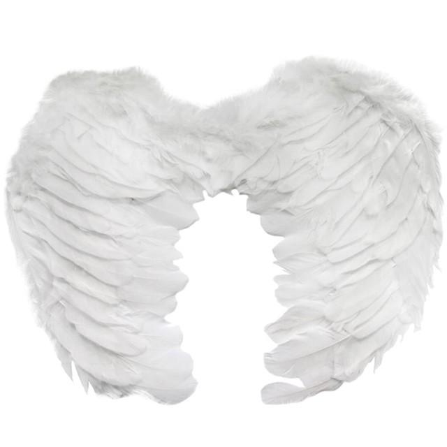 """Skrzydła """"Cherubin"""", białe, 45 x 35 cm, ARPEX"""