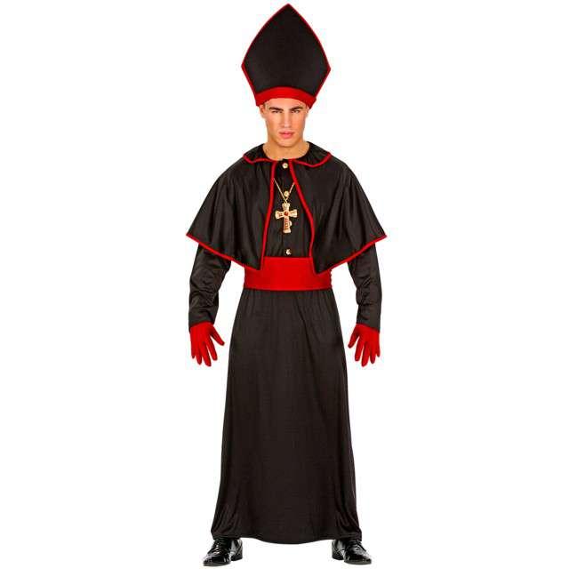 """Strój dla dorosłych """"Mroczny biskup"""", Widmann, rozm. S"""