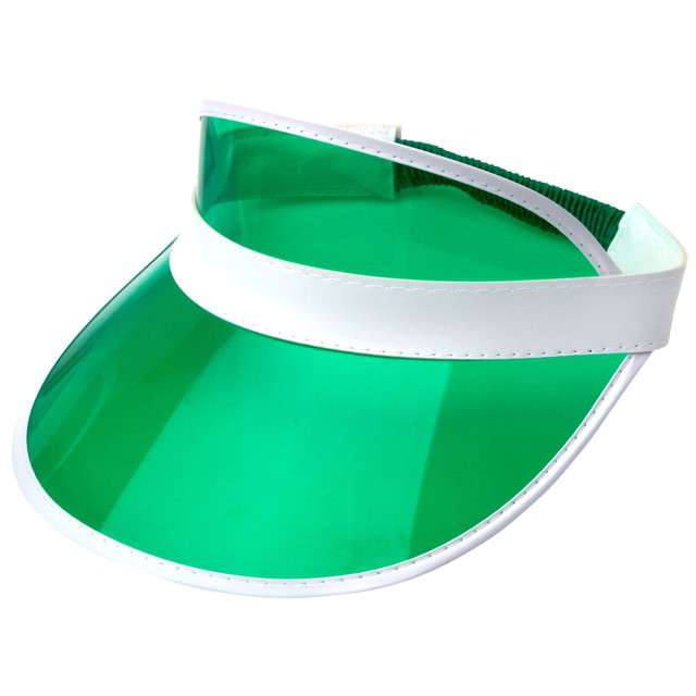 """Czapka """"Daszek lata 80-te"""", zielony, Widmann"""