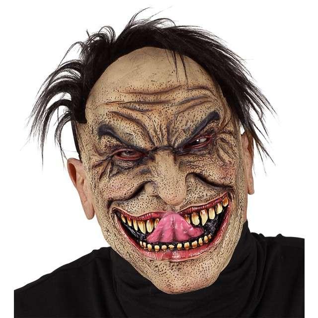 """Maska """"Nieznajomy Halloween"""", lateksowa, Widmann"""