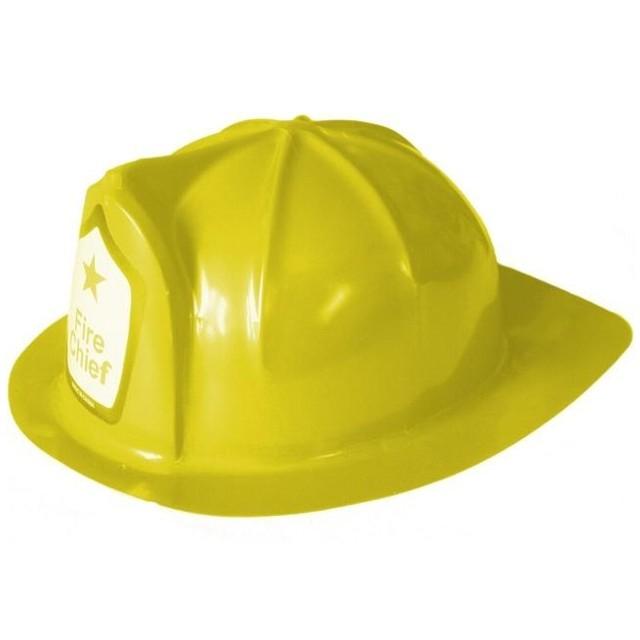 xx_Hełm strażacki, żółty, Partytino