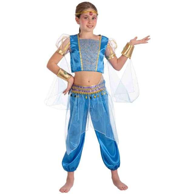 """Strój dla dzieci """"Taniec brzucha"""", Carnival Toys, rozm. 10-11 lat"""
