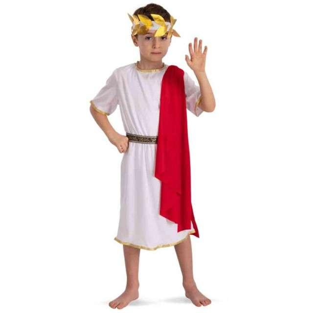 """Strój dla dzieci """"Rzymianin - senator"""", Carnival Toys, rozm. 6-7 lat"""