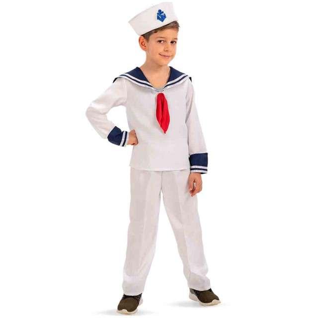 """Strój dla dzieci """"Marynarz"""", Carnival Toys, rozm. 4-5 lat."""