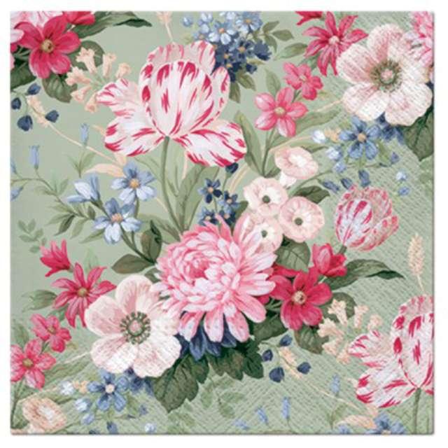 """Serwetki zapachowe """"Kwiaty intensywne"""", PAW, 33 cm, 20 szt."""