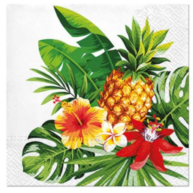 """Serwetki zapachowe """"Ananas"""", PAW, 33 cm, 20 szt."""