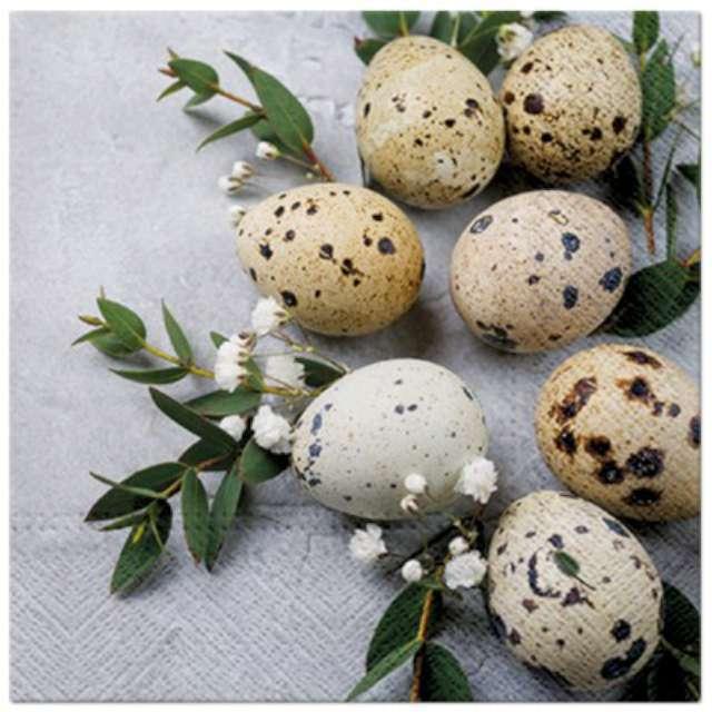 """Serwetki """"Wielkanocne Jajka naturalne"""", PAW, 33 cm, 20 szt."""