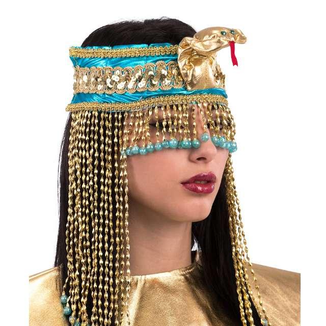 Opaska elastyczna Diadem Kleopatry Carnival Toys