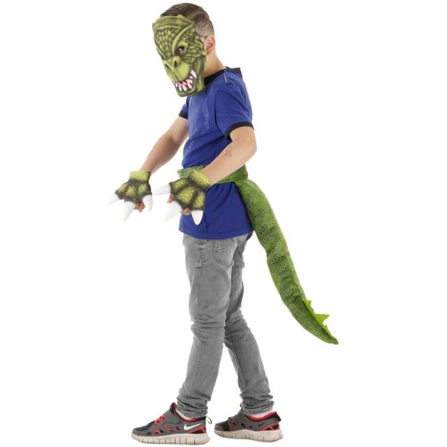 Strój dla dzieci Dinozaur Folat 116/134  cm