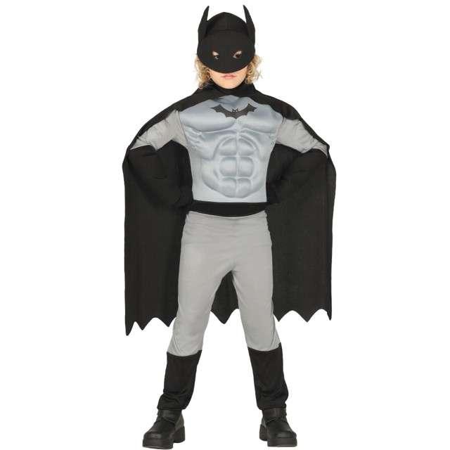 """Strój dla dzieci """"Batman"""", GUIRCA, rozm. 5-6 lat"""