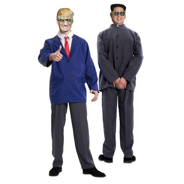 Strój dla dorosłych Kim Dzong Trump Fyasa XL