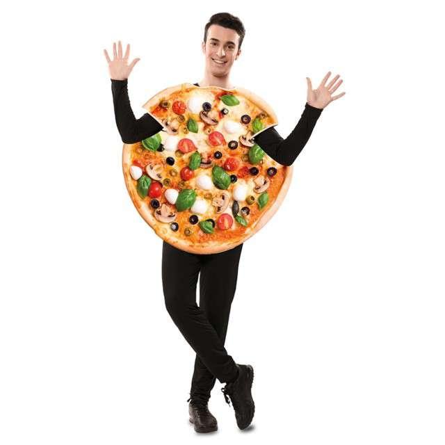 Strój dla dorosłych Pizza Fyasa rozm. M/L