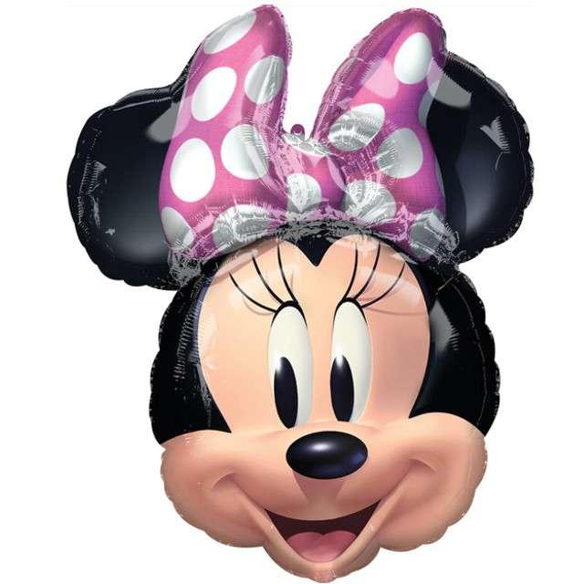 Balon foliowy Minnie Mouse Amscan 20x26 SHP