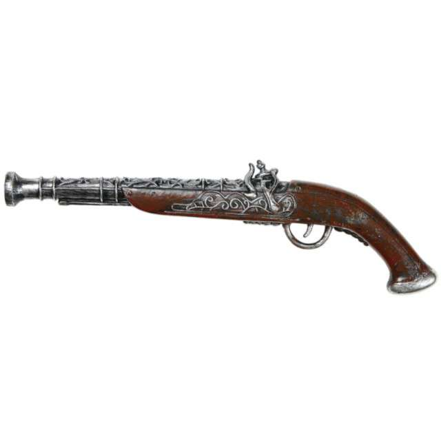 "Broń ""Pistolet Pirata"", Widmann, 43 cm"