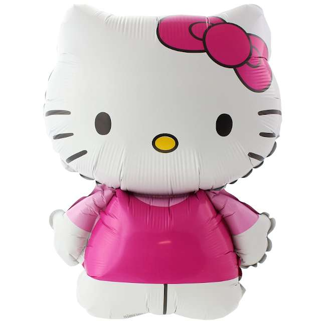 "Balon foliowy 14"" Hello Kitty"