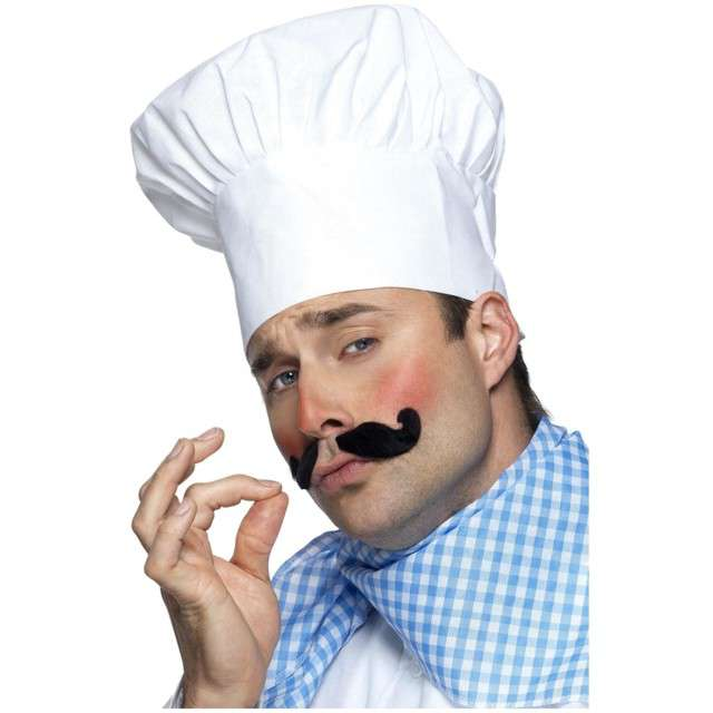"""Czapka """"Szefa kuchni"""", Smiffys"""