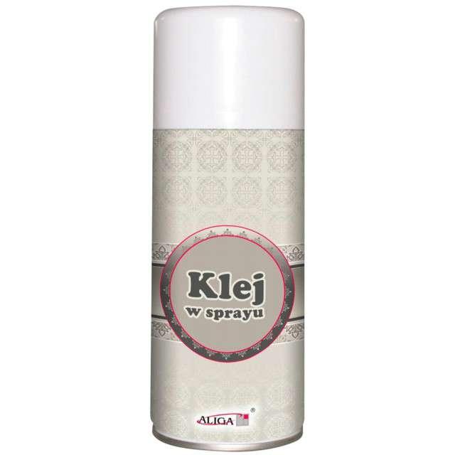 """Klej w sprayu """"Classic"""", Aliga, 500ml"""