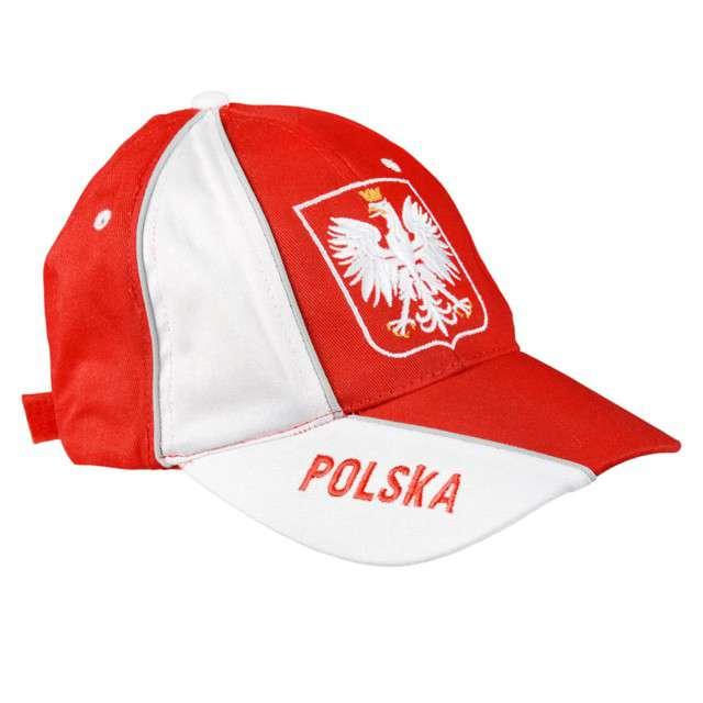 """Czapka """"Kibic z daszkiem 3"""", Arpex"""