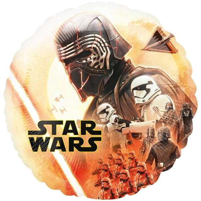 Balon foliowy Star Wars - Gwiezdne wojny Amscan 18 RND