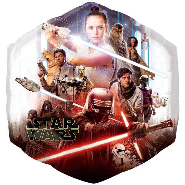 """Balon foliowy """"Star Wars - Gwiezdne Wojny"""", Amscan, 22"""", SHP"""
