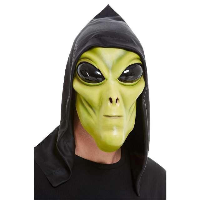 """Maska """"Obcy ufoludek"""", Smiffys"""