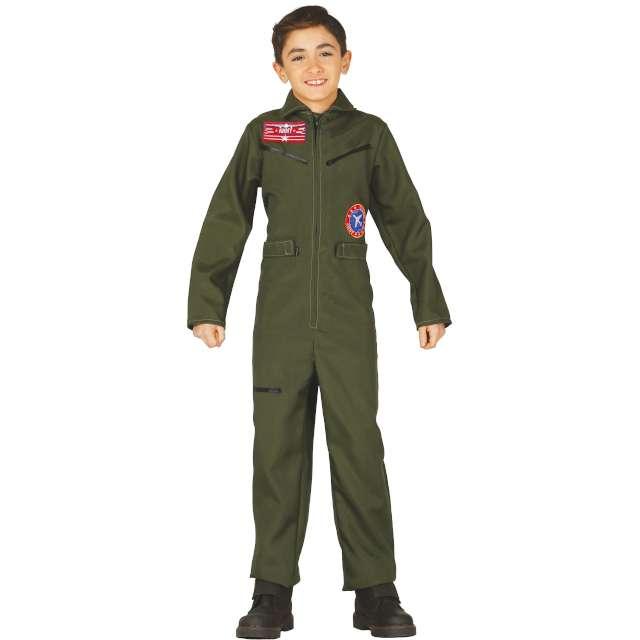 """Strój dla dzieci """"Kombinezon Pilota"""", Guirca, rozm. 10-12 lat"""